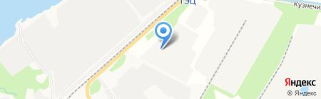 Металлоторг на карте Архангельска