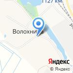 Пропитание на карте Архангельска