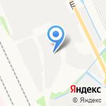 Вторчермет на карте Архангельска