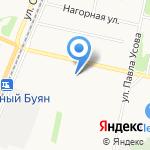 Maxi Style на карте Архангельска