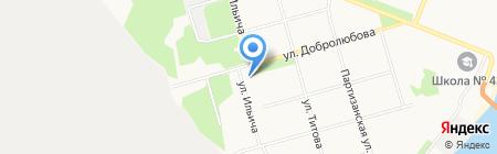 Ассорти на карте Архангельска