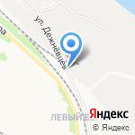 Эльбрус на карте Архангельска