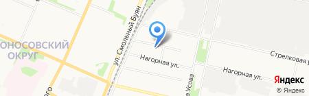 Сантех Мастер на карте Архангельска