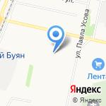 Ягодка на карте Архангельска