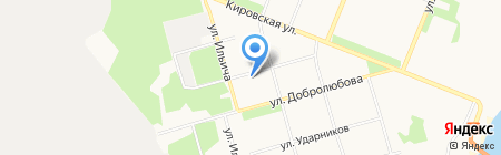 Семь дней на карте Архангельска