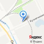 Оптово-арендная компания на карте Архангельска