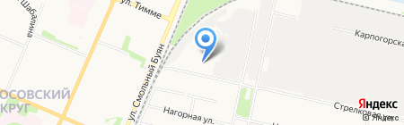 Авторазборка для иномарок на карте Архангельска