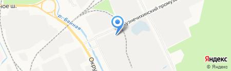 Техногрейд-Архангельск на карте Архангельска
