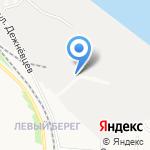 Легион на карте Архангельска