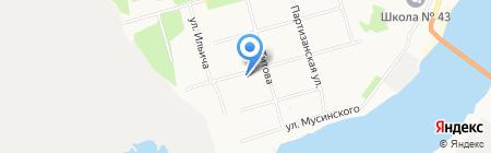 Наш дом-Архангельск 10 на карте Архангельска