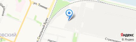 ДиетПродукт плюс на карте Архангельска