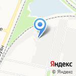 Цербер на карте Архангельска