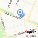 Народный кредит на карте Архангельска