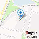 ПЕРВОЦВЕТ на карте Архангельска