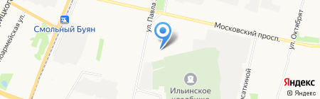 АТМ на карте Архангельска