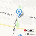 Forsage на карте Архангельска