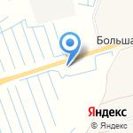 ЛУКОЙЛ на карте Архангельска