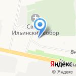 Архангельск-Восток-Сервис на карте Архангельска