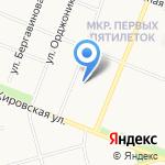 AhtaR на карте Архангельска