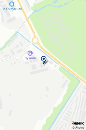 АРКАМ на карте Усинска