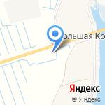 PNEUMATICO на карте Архангельска