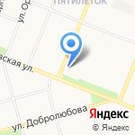 Мебельный салон на карте Архангельска