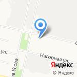 Гарантия на карте Архангельска