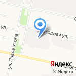 АРТЕКСТРОЙ на карте Архангельска
