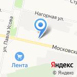 Отопительная техника на карте Архангельска