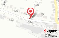 Схема проезда до компании Кропоткинский Швейно-Производственный Комбинат в Кропоткине