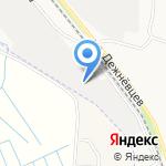 Лесстройснаб на карте Архангельска