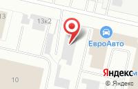 Схема проезда до компании Авангард - Авто в Архангельске