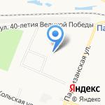 Архангельский аграрный техникум на карте Архангельска