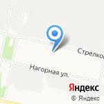 АрхТехСервис на карте Архангельска