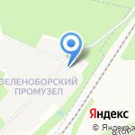 Архресурс на карте Архангельска