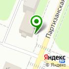 Местоположение компании Сеть продуктовых магазинов