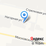 Форсаж на карте Архангельска