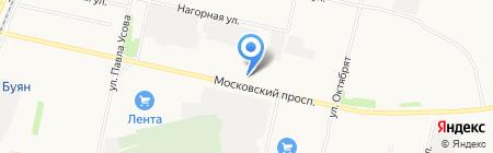 Elpigaz на карте Архангельска