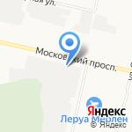 Motorland на карте Архангельска