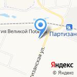Рапсодия на карте Архангельска