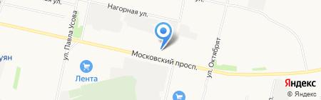 Trade in на карте Архангельска