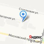 Металлические изделия на карте Архангельска