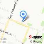 Телеателье на карте Архангельска