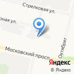 LUX на карте Архангельска