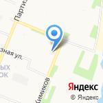Отдел опеки и попечительства Администрации Северного территориального округа на карте Архангельска