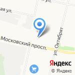 Гранд Авто на карте Архангельска