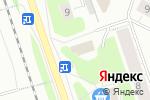Схема проезда до компании Любимец в Архангельске