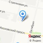 Магазин запчастей для Hyundai на карте Архангельска