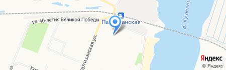 Участковый пункт полиции Отдел полиции №5 на карте Архангельска