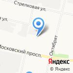 Русский тюнинг на карте Архангельска